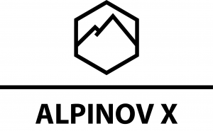 ALPINOV X LOGO SIMPLE