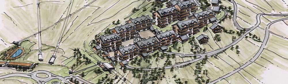 Urbanismus und Architektur