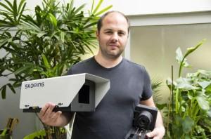 La start-up iséroise se porte bien: déjà près de 150 caméras sont déployées